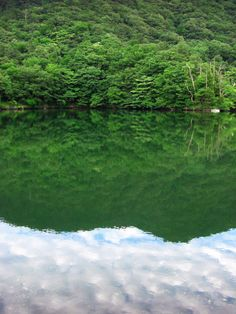 Mt.Daisen #Tottori #Japan Tottori, The Bell Jar, Capital City, Wabi Sabi, Planets, Scenery, Japan, River, Outdoor