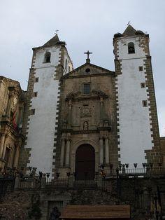 Cáceres - Iglesia de San Francisco Javier | Flickr - Photo Sharing!