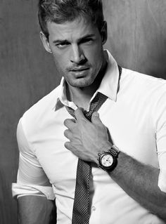 William Levy | D.O.B 29/8/1980 (Virgo)  This is should of been Christian Grey