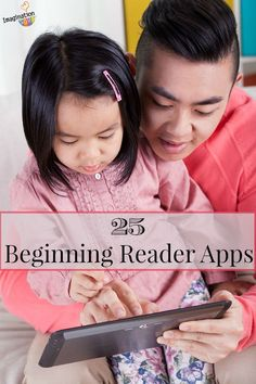 great apps for children learning to read!