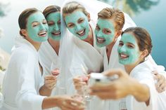 Bachelor / Bachelorette Party Ideas: Spa Day / Weekend. Rejuvenate with some serious pampering. Find a local or destination spot that has room for socializing between appointments.  A variation would be a henna party, which is traditional for Indian, Pakistani and Persian brides, and includes a henna artist applying temporary tattoos.  Plan accordingly as henna tattoos last for up to a month. Visit site for additional ideas.