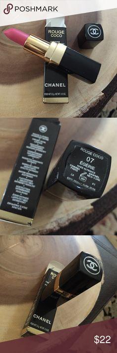 New Chanel creamy satin lipstick 07 Brand new matte finish full size CHANEL Makeup Lipstick