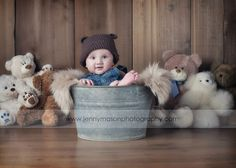 4 Month Old Baby Dashel » Jenny Mason Photography Blog