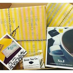 Another parcel making it to across the pond, cheers Sara :) | Brew Tea Company