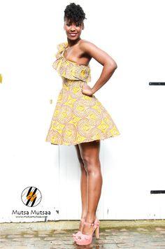 #MutsaMutsaa #Fashion #Womenswear by #Mutsa Mankola