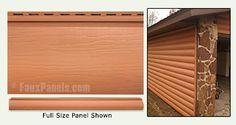 Log Spice Panel