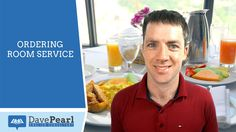 [English Conversation Topics] Ordering Room Service  In this video of the English Conversation Topics series, I will take you through a common English conversation for ordering room service from your hotel. Click here to watch the video: >> http://davepearl.com/english-conversation-topics-ordering-room-service/ <<  Enjoy the video!  #Englishconversationtopics #learnEnglish