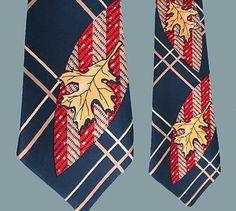 1940s Towncraft Tie - Heather Tones