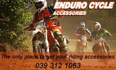 For all your riding accessories.  Whenever you need riding gear and accessories you know you can rely on the products from Enduro Cycles. From helmets to boots, jackets to pants, eye to back protection, we have what you need. For more information visit our website for our full range of products.  Phone: 039 312 1063   Email: Info@EnduroCycles.co.za  www.Endurocycles.co.za  #EnduroCycles #Safety #Accessories #Parts #RidingGear #QualityApproved #Helmets #MotorBikeRiding #MotorCross…