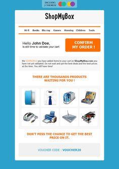 13 Best order confirmation images in 2014 | Email Newsletter Design