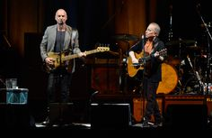 Paul Simon And Sting Make Sweet Music At The Forum In Los Angeles - American Songwriter