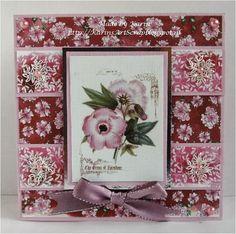 Nicecrane Designs: Enchanted Spring, Flower Children & Vintage Flowers
