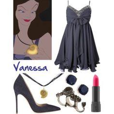 little mermaid vanessa | The Little Mermaid: Vanessa