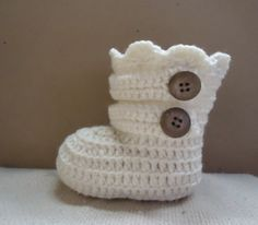 Patucos y botas | lanasflores