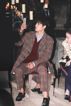 180531 - Gucci 2019 Cruise Fashion Show in France Kaisoo, Exo Kai, Kyungsoo, Exo Ot12, Kokobop Exo, Chanbaek, Chen, Exo Songs, Let You Go