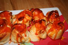 """old Chicago"" copy cat recipe Buffalo Chicken Rolls"