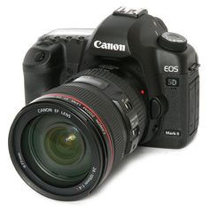 Canon 5D MKII - my current camera. Love
