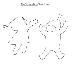 Descriptions and links to free The Snowy Day activities including art projects, reading, writing, and sequencing activities.