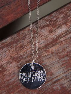 CA Dreaming Necklace