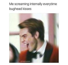 Enjoy a second book full of Riverdale memes. A/N: those memes I post in this book are not mine - Creds to those who did make them. If the meme has a tag name. Memes Riverdale, Bughead Riverdale, Riverdale Archie, Riverdale Funny, Riverdale Comics, Watch Riverdale, Riverdale Betty, Funny Memes, Hilarious