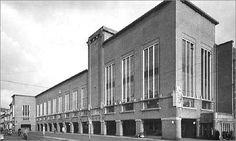 Bilderdijkstraat 1950 De openbare bibliotheek en leeszaal