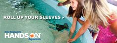 Mystic Aquarium is a great place to visit with your little...it's free with your BBBSOS ID card!