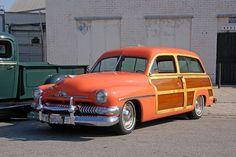 1949 Mercury Eight 2 Door Station Wagon