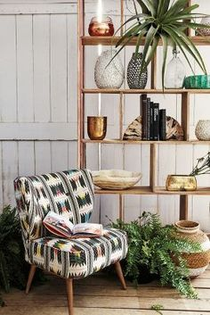 Anthropologie Flutura Occasional Chair