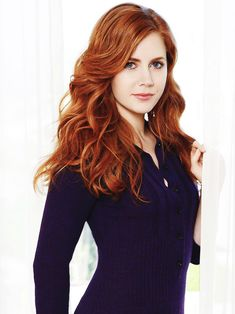 It takes a special kind of man to be able to handle a red head, especially Meghan Kennedy in The Bannockburn Spell. Amy Adams sure makes the rest of us redheads look real good, she is the perfect stubborn/fiery Meghan Kennedy.