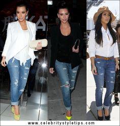 Kim Kardashian Fashion Tips | Kim Kardashian: LAX Airport Style 2012 | Fashion Fame - FR'O'BLOG
