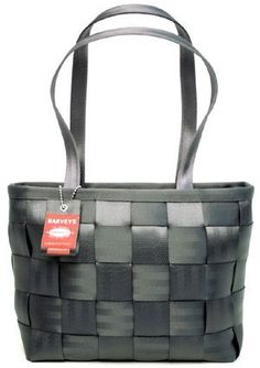 You Ll Never Break This Tote From Harvey S Seatbelt Bags