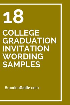 35 Best College Graduation Card Messages Graduation card messages