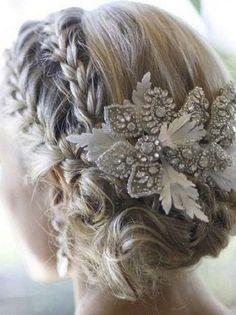 debutante hairstyles - Google Search