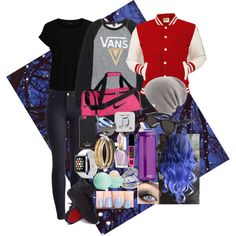 A fashion look from March 2015 featuring Vans tops, VILA t-shirts and Joules jeans. Browse and shop related looks.