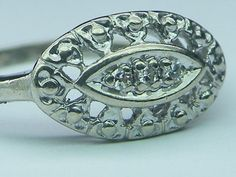 Vintage princess ring. I miss mine... Someone stole mine during gym class in 8th grade.