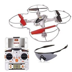 Special Offers - Holy Stone X300C FPV RC Quadcopter Drone with Wifi Camera 2.4G 4CH 6-Axis Gyro RTF Headless Mode Includes Goggles and Bonus Battery - In stock & Free Shipping. You can save more money! Check It (June 27 2016 at 09:43PM) >> http://rcairplaneusa.net/holy-stone-x300c-fpv-rc-quadcopter-drone-with-wifi-camera-2-4g-4ch-6-axis-gyro-rtf-headless-mode-includes-goggles-and-bonus-battery/