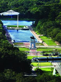 Hermann Park in Houston, Texas. Barbados, Jamaica, Santa Lucia, Bolivia, Houston Zoo, Houston Museum, Houston Texans, Ecuador, Hermann Park