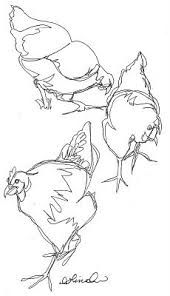 Image result for chicken sketches