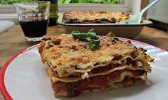 Felicity Cloake's perfect vegetable lasagne