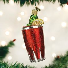 Beer & Coffee Ornaments | Old World Christmas™
