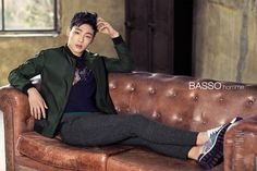 Actor Ji Soo completes the boyfriend look in a new photo shoot for 'BASSO HOMME' http://www.allkpop.com/article/2017/03/actor-ji-soo-completes-the-boyfriend-look-in-a-new-photo-shoot-for-basso-homme