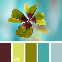 burdeos, celeste grisáceo, color celeste, color marrón rojizo, color verde hierba, de color verde lechuga, elección del color, esmeralda, gris azulado, oliva, selección de colores para hacer una reforma, verde lechuga vivo.