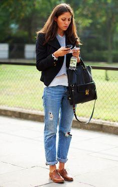 boyfriend jeans streetstyle - mytenida