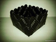 SORAYA PAMPLONA CONVITES: Forminha doce (borda e textura xadrez)
