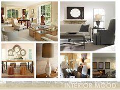 Miami Interior Designer | Residential & Commercial interior Decorating in South Florida Elegant Escape Concept Presentation Slides