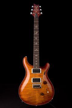 577767b8bd8 Guitar Center  Platinum   PRS 2011 Custom 24 10 Top w  Birds Vintage Burst