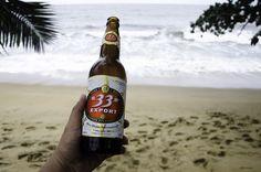 International Beer Day - 10 African Beers: Cameroon - 33 Export Photo Credit: Rey Eugenio