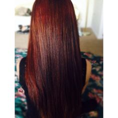 Hair envy! #auburn #hair