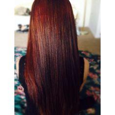 Hair envy! #auburn #hair