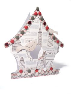 Home to handmade cards, card making kits and card crafts London Papers, Craftwork Cards, Card Making Kits, Beautiful Handmade Cards, House Of Cards, Craft Work, Bird Cage, Blank Cards, Christmas Cards